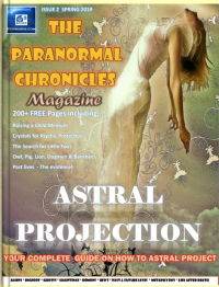 Have You Read The Paranormal Chronicles?