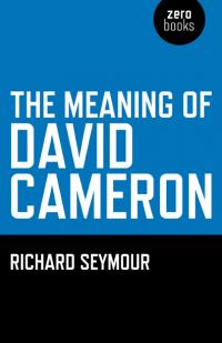 Meaning of David Cameron, The by Richard Seymour