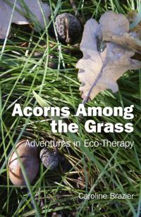 Acorns Among the Grass
