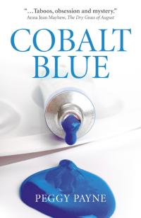 Cobalt Blue by Peggy Payne