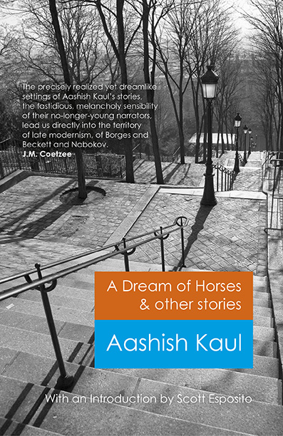 Dream of Horses & Other Stories, A