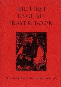 First English Prayer Book (Adapted for Modern Use), The