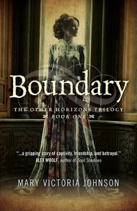 Boundary by Mary Victoria Johnson