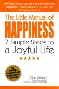 Little Manual of Happiness, The by Vikas Malkani