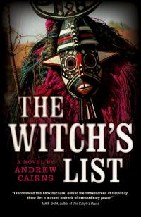 Witch's List, The by Andrew Cairns