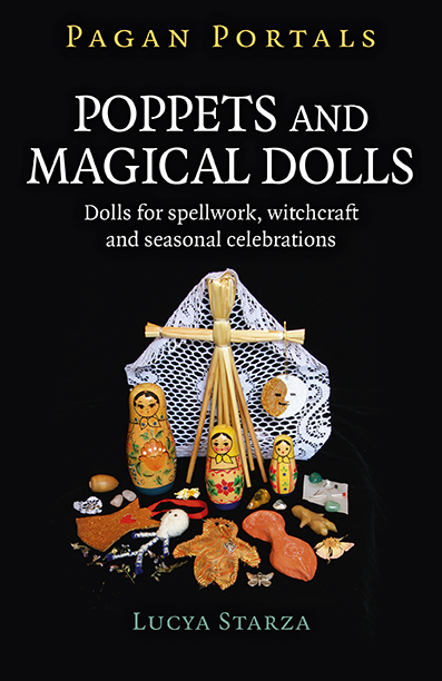 Pagan Portals - Poppets and Magical Dolls