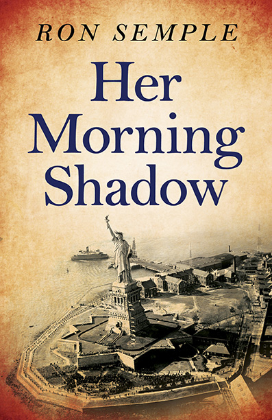 Her Morning Shadow