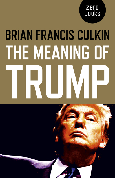 Meaning of Trump, The from Zer0 Books