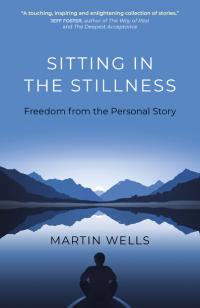 Sitting in the Stillness by Martin Wells