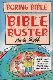 Boring Bible Series 2: Bible Busters