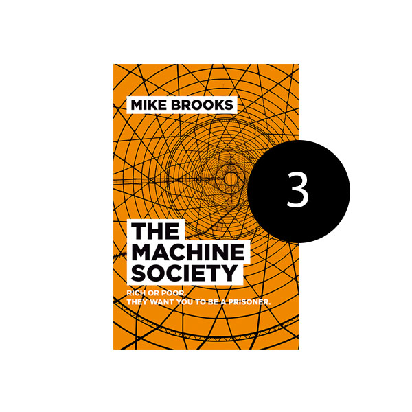 Image for The Machine Society book