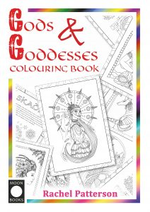 Image for Gods and Goddesses Colouring Book