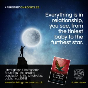 Image for Firebird Chronicles The Uncrossable Boundary Book