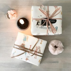 Image of Gift wrap by Mailegworld