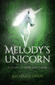 Image of Melody's Unicorn book cover