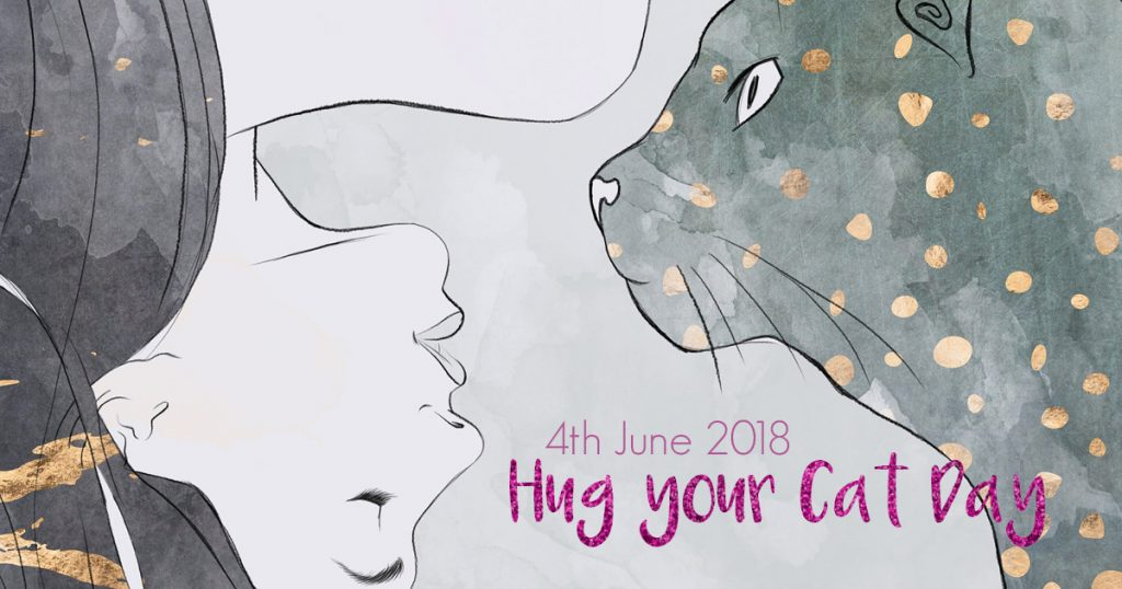 Image for Hug Your Cat Day