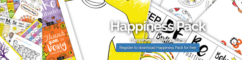 Relax Kids Happiness Pack